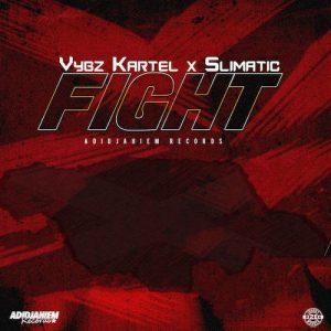 Vybz Kartel - Fight Ft. Slimatic
